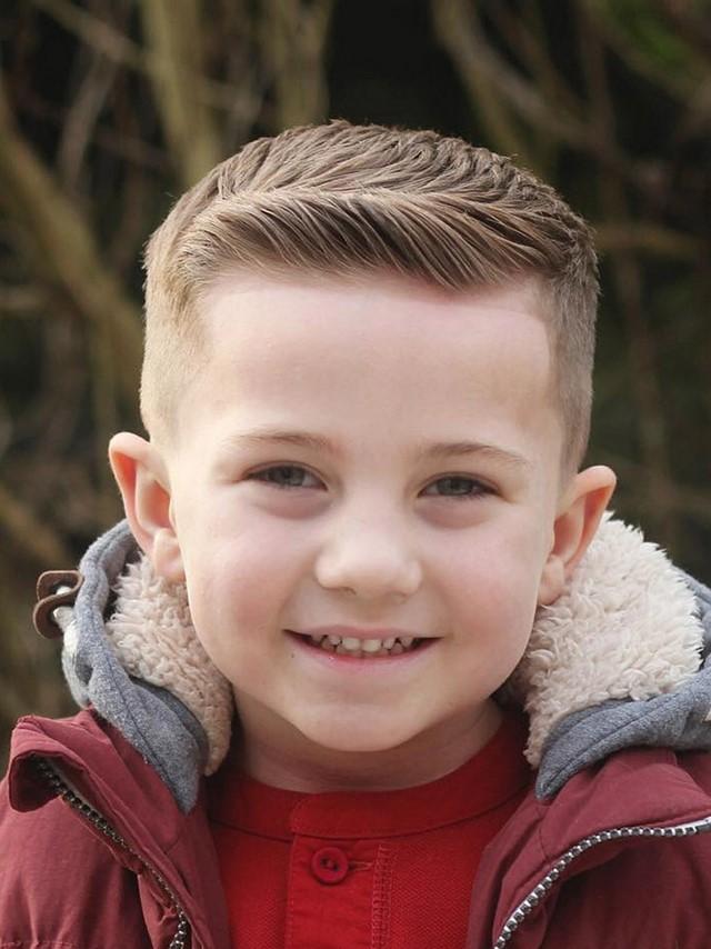 Kid haircut places