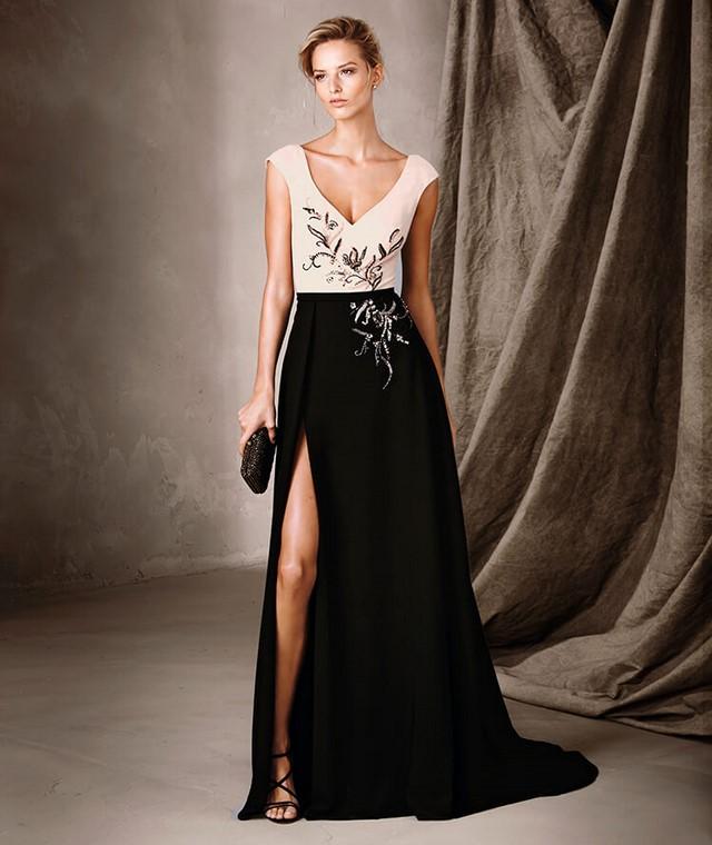 Красивые вечерние выпускные платья