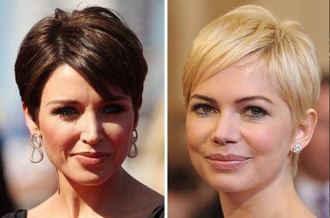 Причёски для женщин 35-40 лет фото