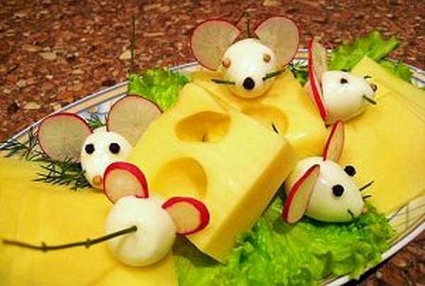 Оригинальные идеи и фото, как украсить детские блюда