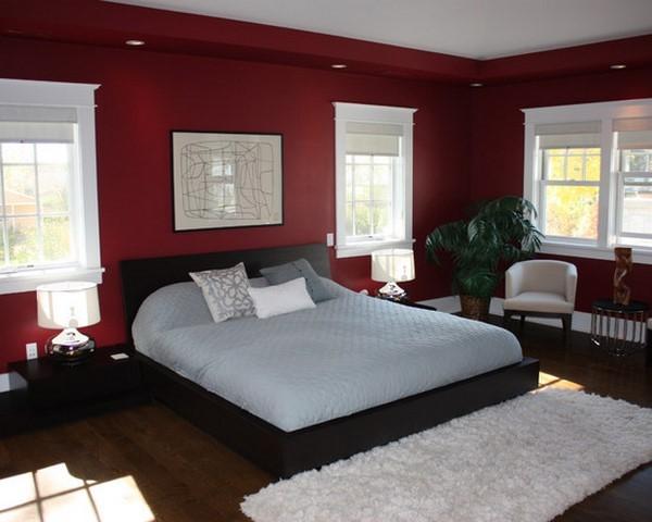 Яркий и стильный красный интерьер: использование красного цвета в дизайне интерьера