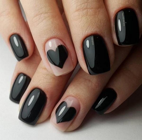 Самый красивый дизайн коротких ногтей 2020-2021 – свежие фото идеи