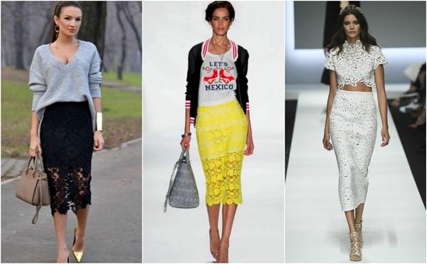 d2d8454dabd Модная юбка-карандаш 2019-2020 - новинки и тренды