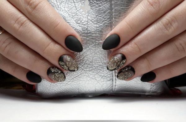 Модный матовый маникюр 2020-2021 – тенденции, фото новинки матового дизайна ногтей