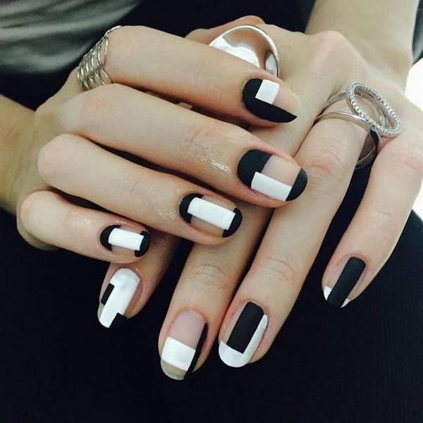 Дизайн ногтей на Новый год 2018 - Год Земляной
