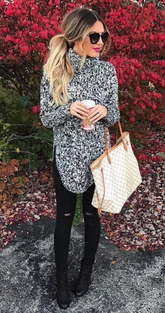 Что носить этой осенью? Создаем самый стильный осенний лук 2018, фото, образы