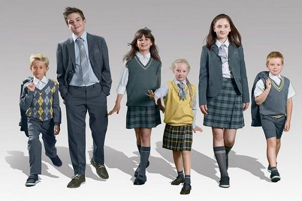 Современная школьная форма 2020-2021 - фото, новинки, тренды