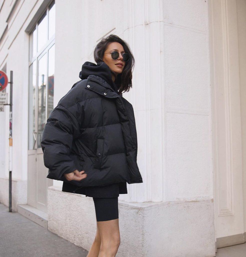Женские пуховики зима 2020-2021 – модные фасоны, трендовые модели, фото новинки