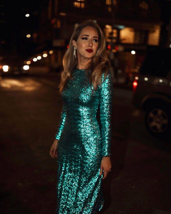 Платье На Новый Год 2021