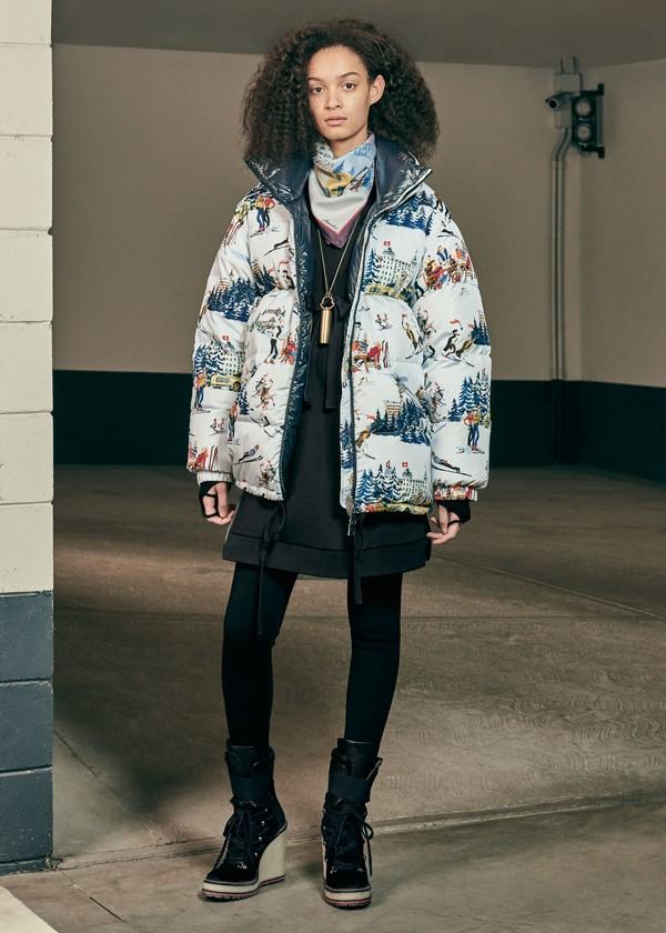 Женские пуховики зима 2019-2020 – модные фасоны, трендовые модели, фото новинки