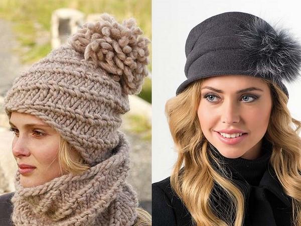 Модные женские шапки сезона 2018-2019 фото, тренды, новинки
