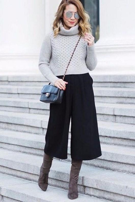 Создаем модный зимний лук 2019 – фото идеи как стильно одеться зимой
