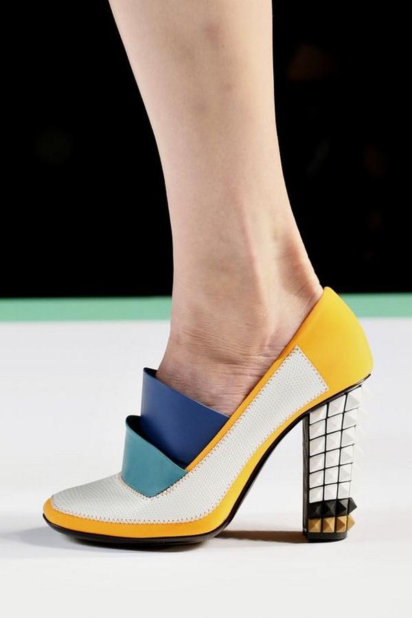 Самые модные туфли сезона весна-лето 2018 – новинки, фото моделей
