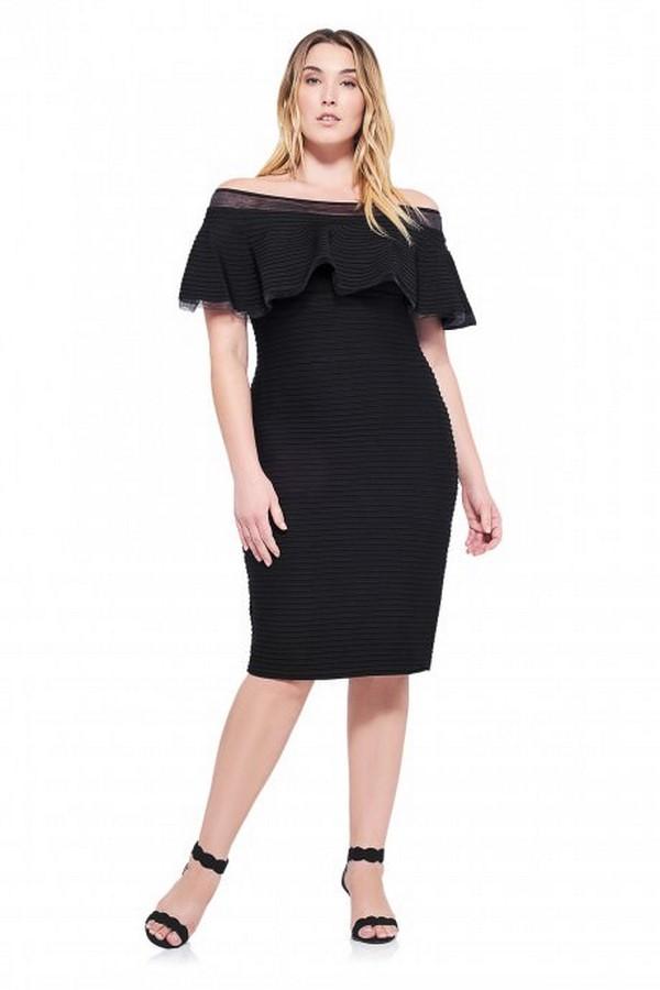 f57c40dfbb3 Модные фасоны и новинки платья для полных женщин 2019-2020