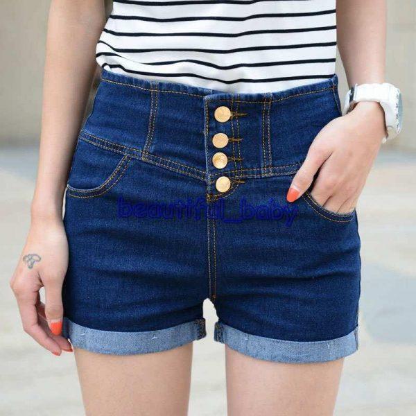 Идеи образов, с чем носить модные джинсовые шорты - тренды 2020-2021