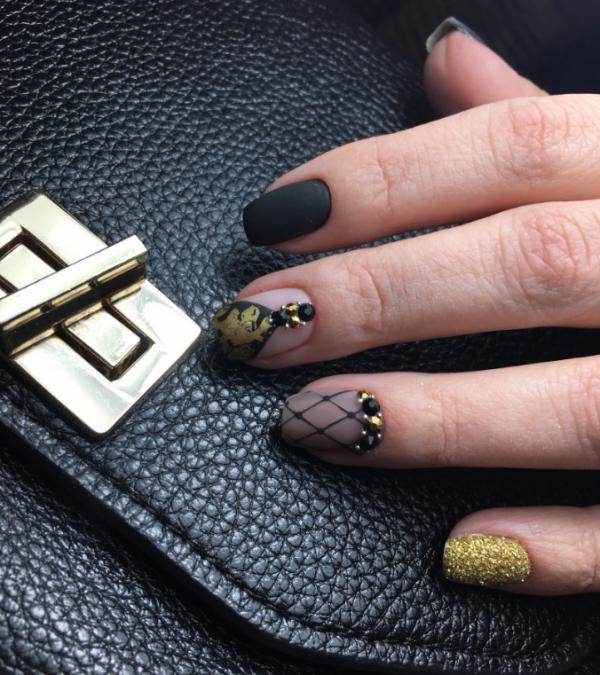 Красивый дизайн ногтей на осень 2019-2020 - лучшие варианты осеннего дизайна на 50 фото