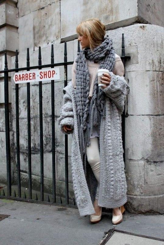 Дополняем образ стильным шарфиком! Как носить модные женские шарфы 2019-2020