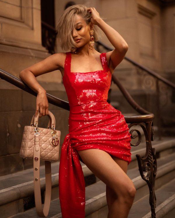 Шикарнейшие коктейльные платья в сезоне 2020-2021: фото, тренды, роскошные образы