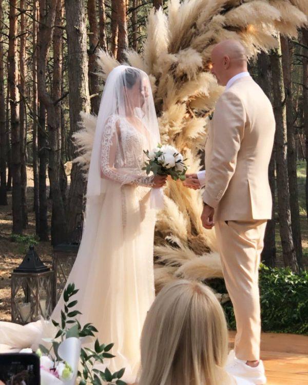 Потап и Настя поженились: первые фото со свадьбы Потапа и Насти Каменских