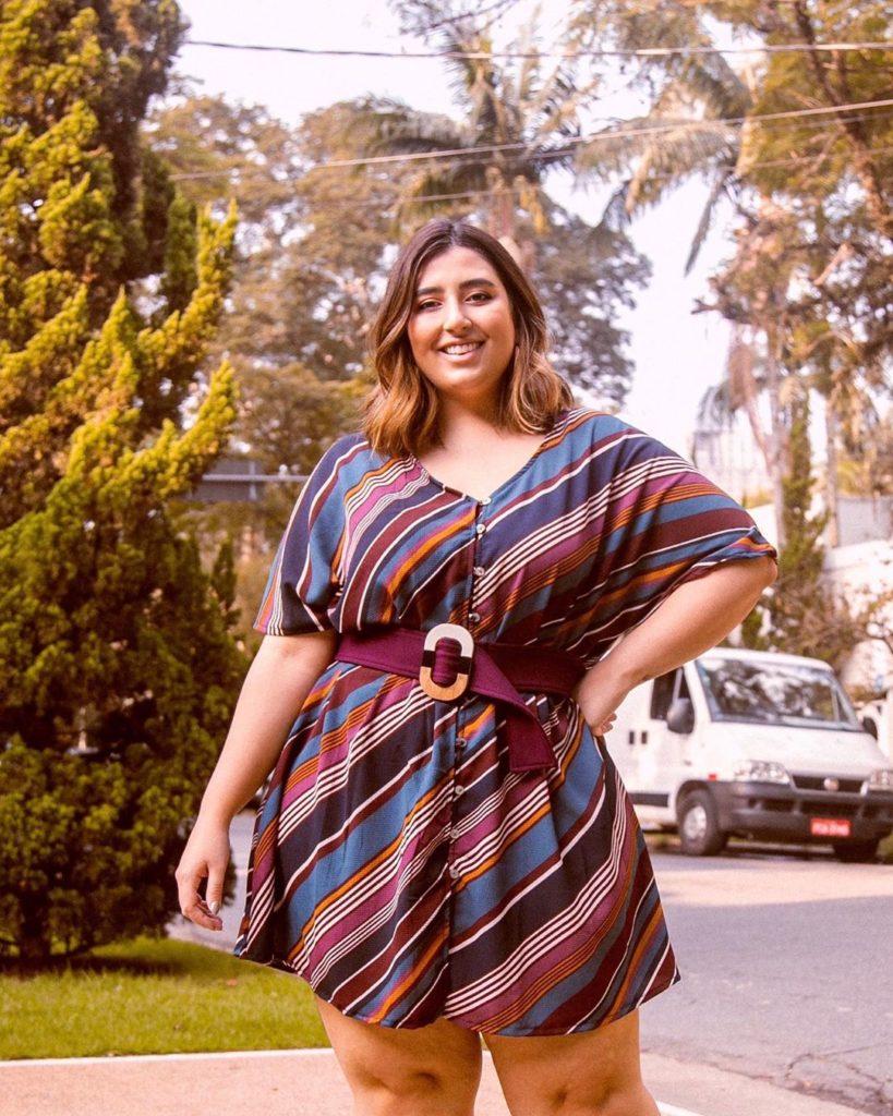 Новинки весенне-летних платьев 2020-2021 для полных девушек и женщин