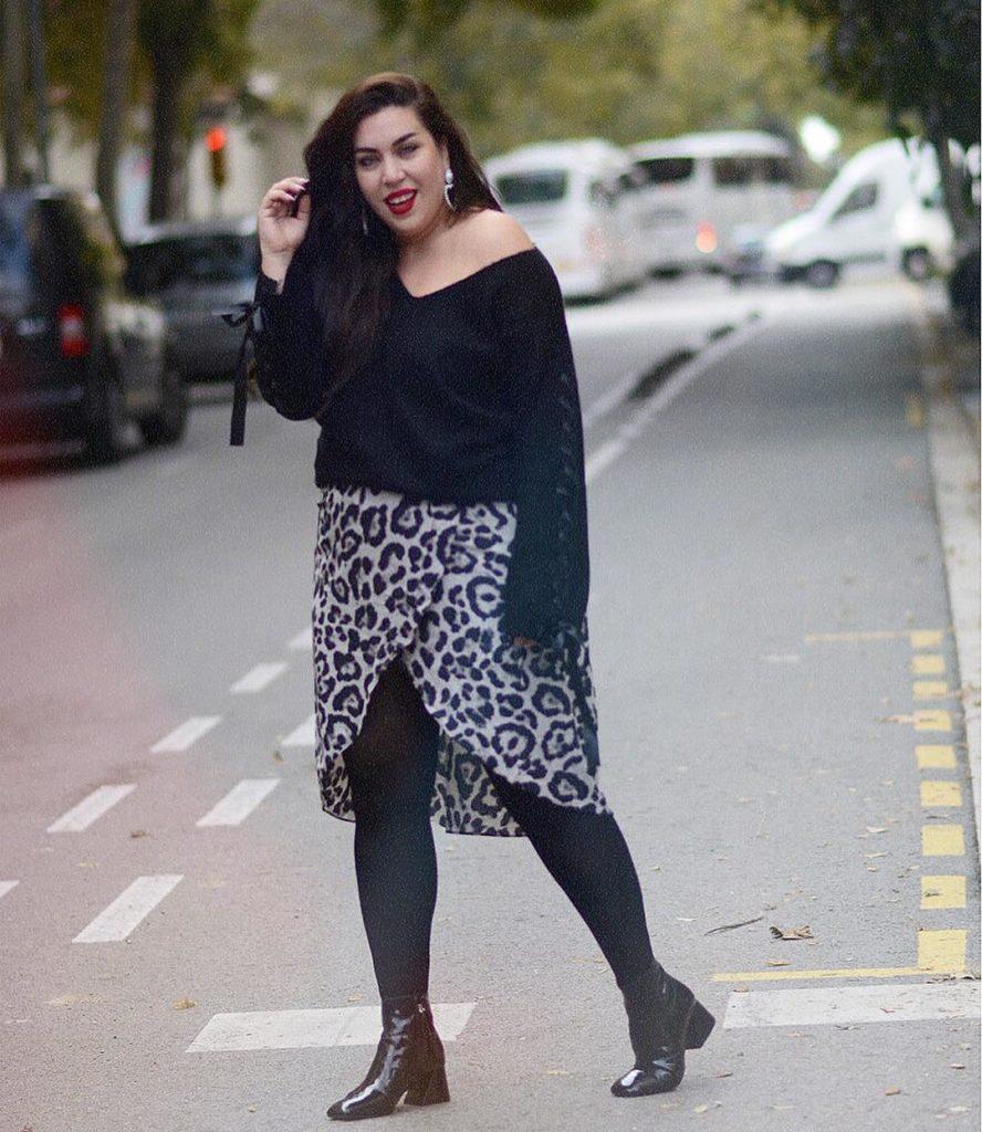 Модные юбки на пышные формы: лучшие фасоны юбок для полных в сезоне 2021-2022 года