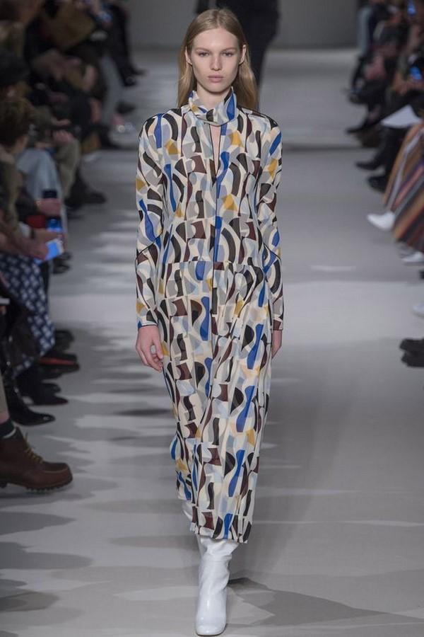 Модная верхняя зимняя одежда в 2018 фото