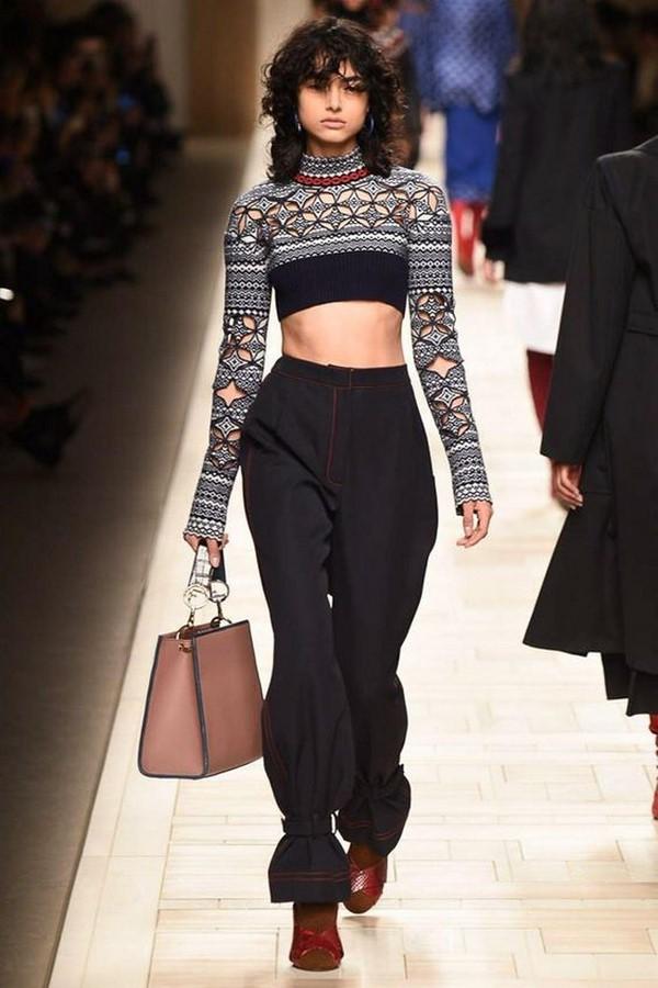 Мода 2018. Модные тенденции Весна-Лето 2018, фото