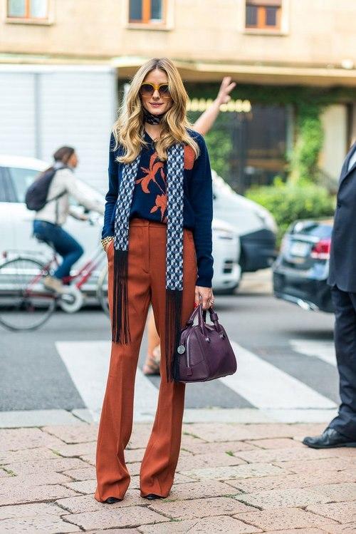 Модные женские брюки весна-лето 2019. Фото рекомендации